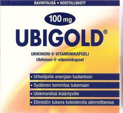 UBIGOLD Q10 100MG CAPS N60