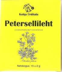 KUBJA PETERSELLILEHED 15G