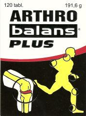 ARTHROBALANS PLUS TBL N120
