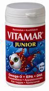 VITAMAR JUNIOR OMEGA-3 N60