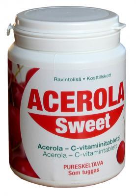 ACEROLA  SWEET TBL 75MG N250
