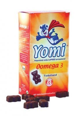 YOMI OOMEGA-3 N60