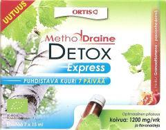 METHODDRAINE DETOX EXPRESS N7 x 15 ML BIO