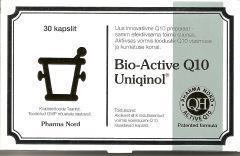 BIO-ACTIVE Q10 UNIQINOL CAPS 30MG N30