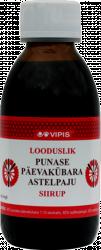 VIPIS PUNASE PÄEVAKÜBARA SIIRUP 150ML