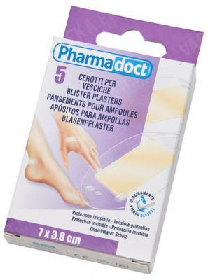PHARMADOCT VILLIPLAASTER FEET N5