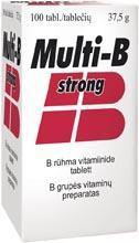 MULTI-B STRONG TBL N30 20%