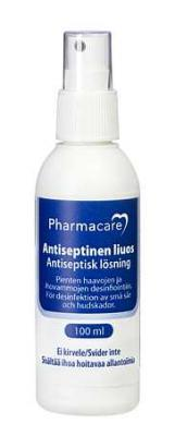 PHARMACARE ANTISEPT. SPRAY 100ML