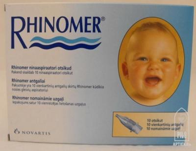 RHINOMER NINAASPIR. OTSIKUD N10