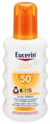 EUCERIN SUN KIDS SPRAY F50+ 200ML
