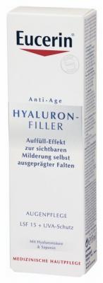 EUCERIN HYALURON-FILLER SILMAÜMBRUS KREEM 15ML_