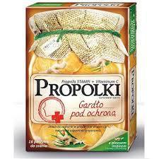 PROPOLKI AALOE-INGVER TBL N16