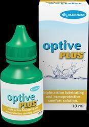 OPTIVE PLUS SILMATILGAD 10ML