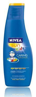NIVEA SUN KIDS PIIM SPF30 200ML