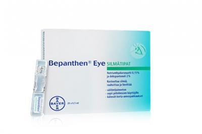 BEPANTHEN EYE GTT 0,5ML N20