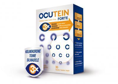 OCUTEIN FORTE TBL 15MG N30