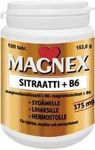 MAGNEX CITRATE 375MG + B6 N100