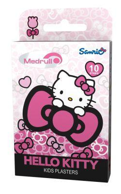 MEDRULL PLAASTER KIDS HELLO KITTY N10