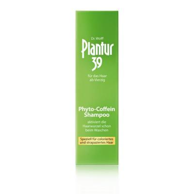 PLANTUR 39 SHAMPOON 250ML COLOR