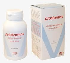 PROSTAMIN CAPS N60