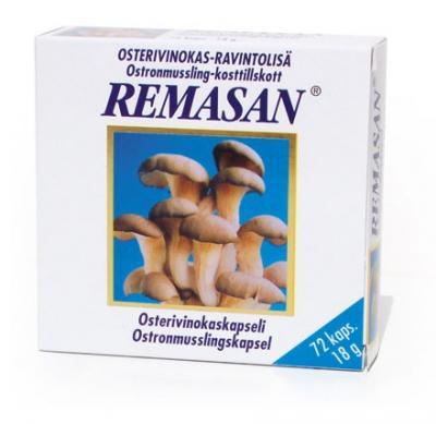 REMASAN  AUSTERSERVIKU EKSTR. CAPS N72