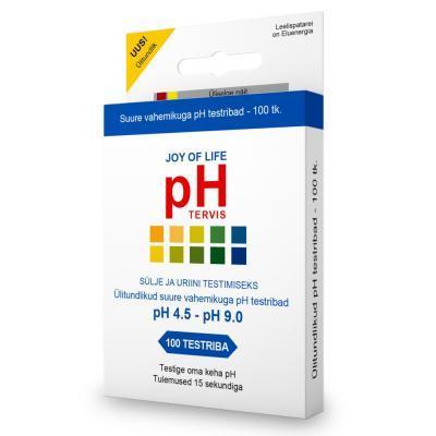 pH TESTRIBAD  N100