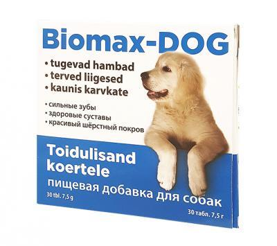 BIOMAX-DOG KOERTELE  TAB N40