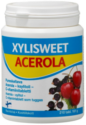 ACEROLA  XYLISWEET TBL 75MG N210