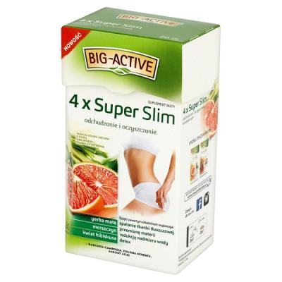 BIG-ACTIVE SUPER SLIM TEE 2G N20