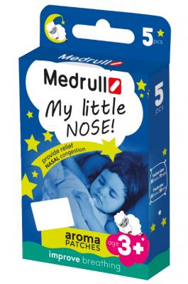 MEDRULL AROOMIPLAASTER N5 ( hingamise kergendamiseks)