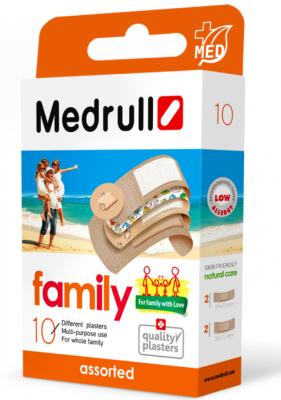 MEDRULL PLAASTER FAMILY N10