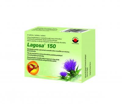 LAGOSA 150MG N25