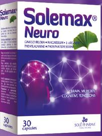 SOLEMAX NEURO CAPS N30