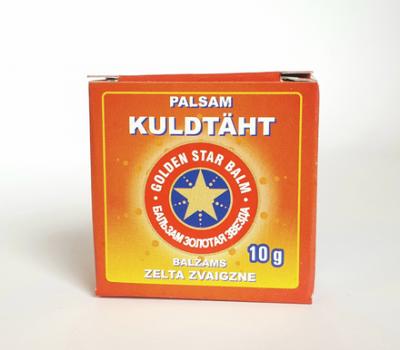 KULDTÄHT PALSAM 10G