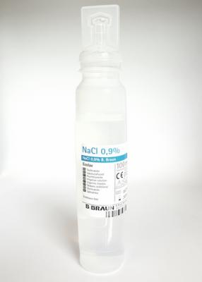 NATRII CHLORIDUM LOPUTUSLAHUS 0,9% 100ML