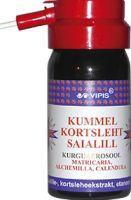 VIPIS KURGUAEROSOOL KORTSLEHEGA 50ML