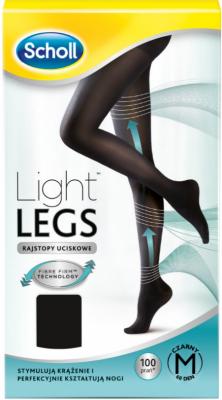 SCHOLL LIGHT LEGS TOETAVAD SUKKPÜKSID M