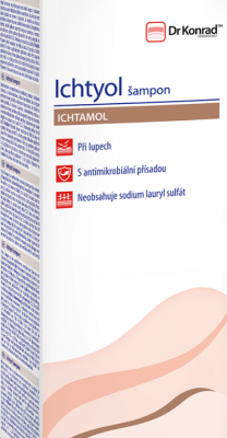 DR.KONRAD ICHTYOL SHAMPOON 200ML
