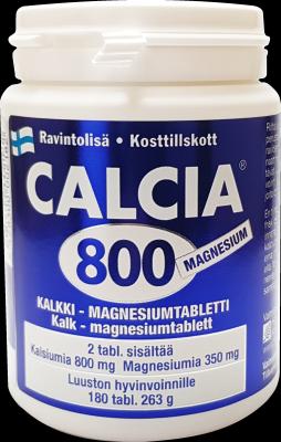 CALCIA 800 CA+MG TBL N180