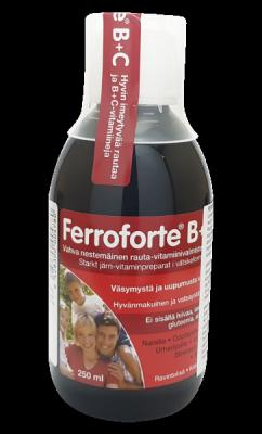 FERROFORTE B+C MIKSTUUR 250ML