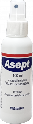 ASEPT  SPRAY 100ML