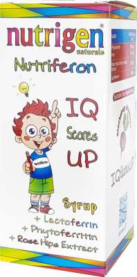 NUTRIGEN NUTRIFEON IQ SIIRUP 150ML