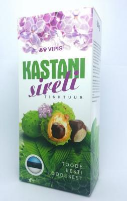 VIPIS KASTANI - SIRELI TINKTUUR AEROSOOL 84G