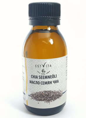 ESTVITA CHIA SEEMNEÕLI 100ML_