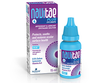 NAVITAE PLUS SILMATILGAD 15ML