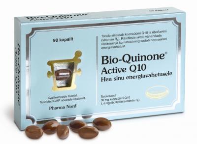 BIO-QUINONE Q-10 CAPS 30MG N90