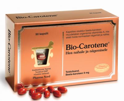 BIO-CAROTEN CAPS N90