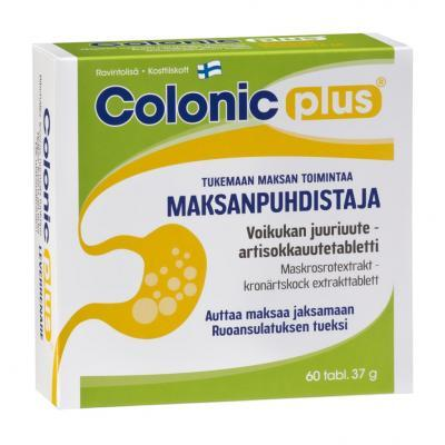COLONIC PLUS MAKSAPUHASTAJA N60