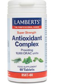 LAMBERTS ANTIOXIDANT COMPLEX TABL N60