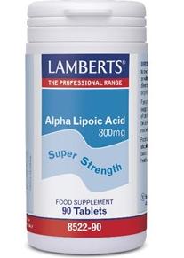 LAMBERTS ALFA-LIPOEHAPE TABL 300 mg N90